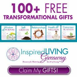 Inspired Living: Transformational Gift Giveaway For Heart Centered Entrepreneurs