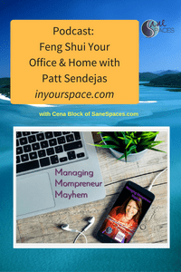 Feng Shui Your Office/sanespaces.com