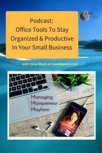 Productive/Organized/sanespaces.com
