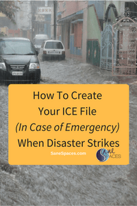 How To Create ICE Files Vital Documents