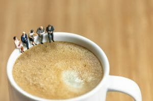 coffee, burnout, adhd