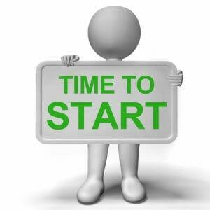 time to start, timing, adhd time hacks