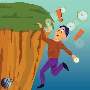 Cliff Hanger Time Management Personalities, TSSI, Sane Spaces, Cena Block