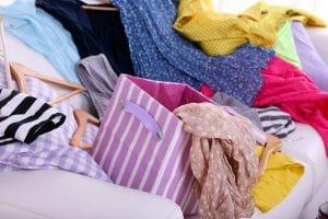 messy clothing, disorganized, slacker, tips